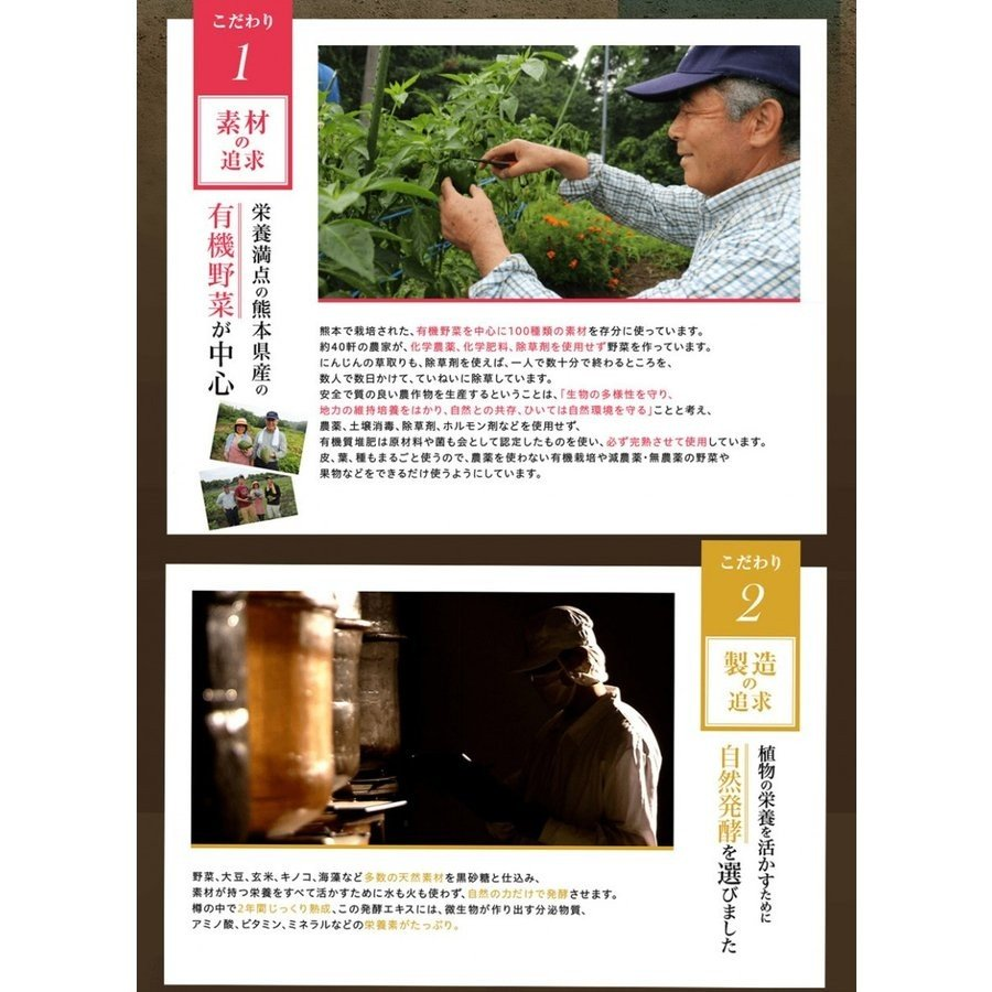 酵素サプリメント みやびの植物酵素サプリ100 メール便なら送料330円 miyabi-store 11