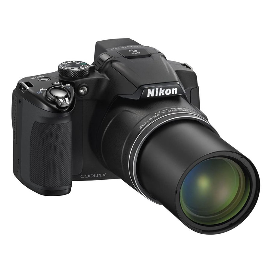 ニコン クールピクス Nikon COOLPIX P510 コンパクトデジタルカメラ 望遠 中古 ブラック miyabicamera