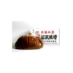 谷風味噌8Kg箱 正規品送料無料 引出物 粒味噌