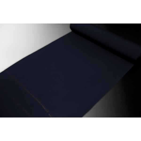 【驚きの値段】 色無地 皇室献上絹 五本駒絽 重目 濃紺, 偉大な 9bdf2e63