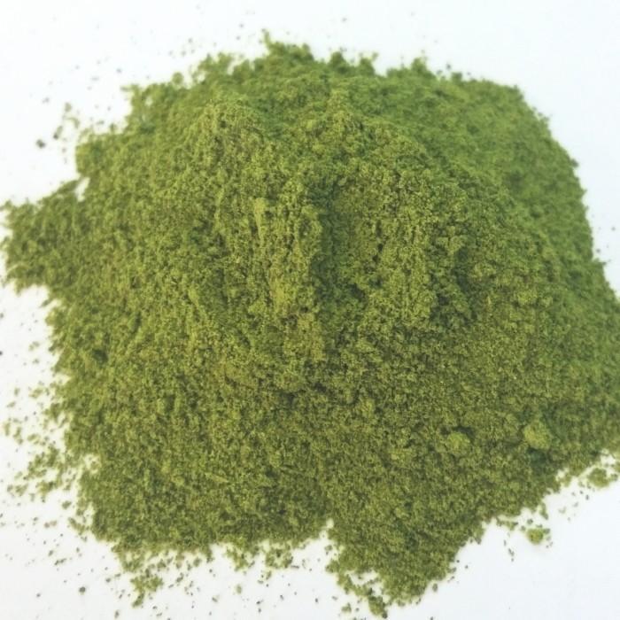 【送料無料】水出しOK!特選 粉末緑茶30g 一番茶の上質茶葉のみ使用。【メール便】「滋賀の幸」|miyaoen|02