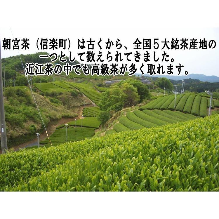 高級煎茶 朝宮100g【ふるさと名物商品】「滋賀の幸」|miyaoen|02