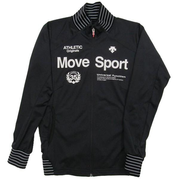 デサント ジャージ ドライトランスファートレーニングジャケット レディース DAT1720W BLK ブラック Lサイズ