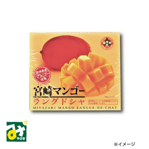 クッキー チョコレート マンゴー 宮崎マンゴーラングドシャ 10枚入 4973110143171