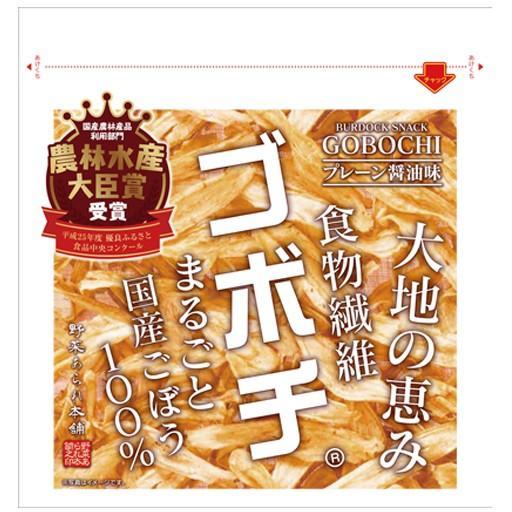 ゴボチ プレーン醤油味 4562310770067