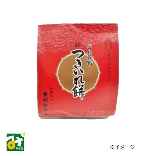 宮崎銘菓 つきいれ餅 6個袋入 金城堂本店 4544608010697