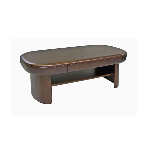 国産 センターテーブル リビングテーブル 135cm幅 完成品 AT-956 開梱設置