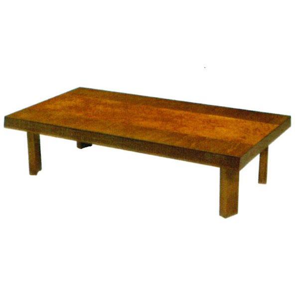 国産 テーブル 座卓 長方形 折れ脚 150cm幅 舟隠し