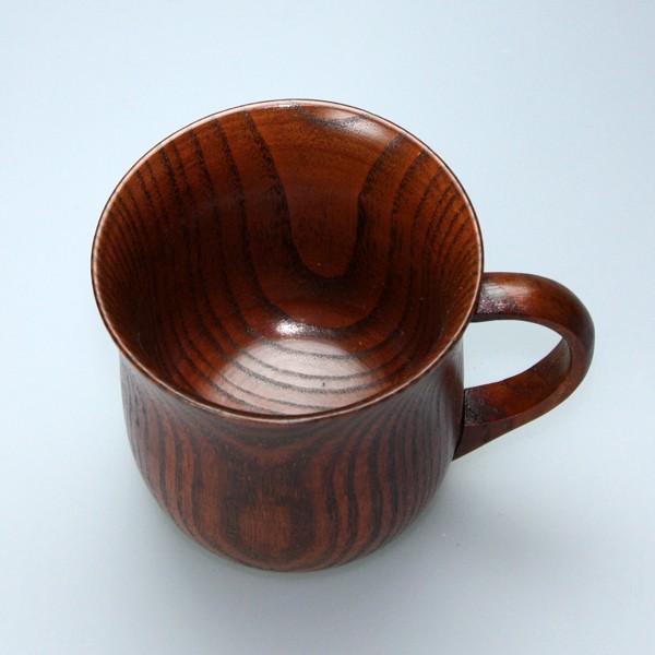 彫刻名入れ 天然木製 マグカップ 名入れ ペア セット 木製 カフェ シンプル プレゼント ギフト 和モダン 割れない 漆塗り 名入れ無料 送料無料|miyoshi-ya|15