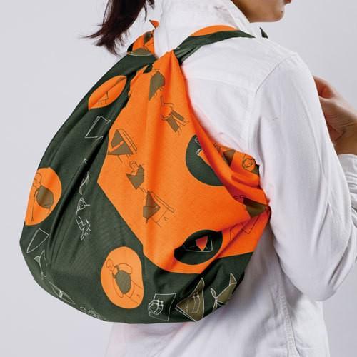 風呂敷 レスキュー アクアドロップ 100cm レジ袋有料化対策 エコバッグ バッグ コンパクト たためる 折りたたみ 大きい風呂敷  ふろしき レジカゴ レディース お|miyoshi-ya