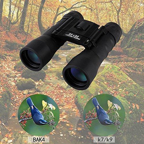 双眼鏡 22倍 高倍率 コンパクト 望遠鏡 22*32口径 BAK4ダハプリズム 小型 軽量 防水 高解像度 コンサート スポーツ観戦 登山 オペラグ|miyumiyustore|05
