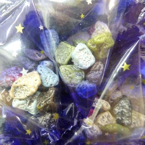 星の小石チョコレート 50個入り1BOX|mizota|02