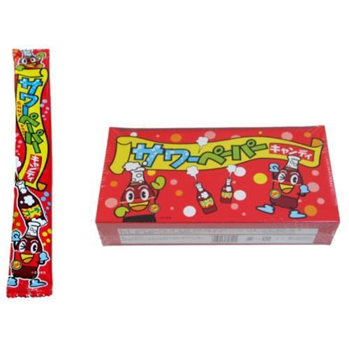 レビューを書けば送料当店負担 サワーペーパーキャンディ 定番 コーラ味