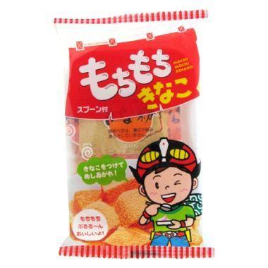 日本正規代理店品 もちもちきなこ 共親製菓 12個入り1BOX お見舞い
