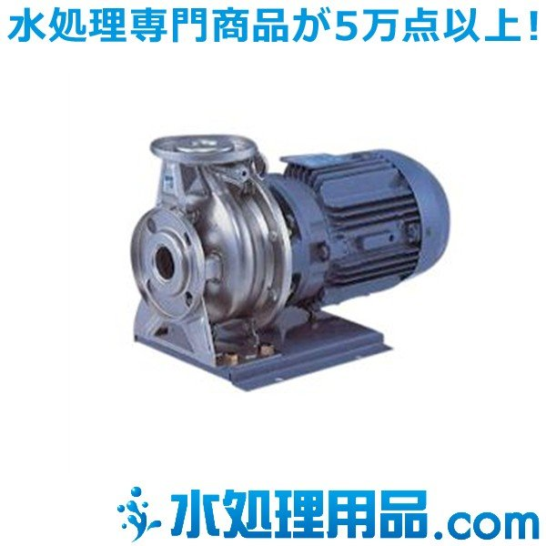 エバラポンプ FDP型  ステンレス製渦巻ポンプ 60Hz  50×40FDFP62.2E