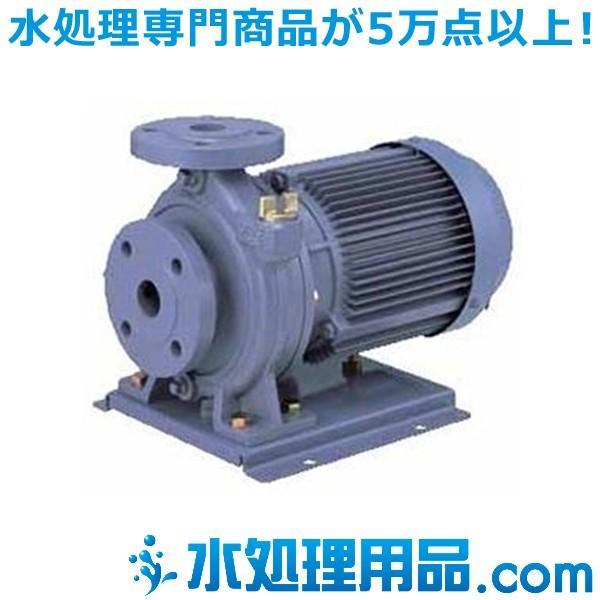 エバラポンプ FSD型  片吸込渦巻ポンプ 50Hz  50X40FSED5.4E