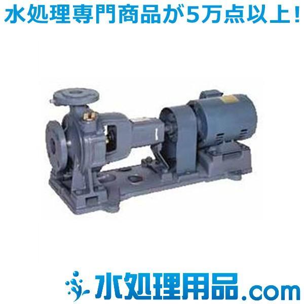エバラポンプ FS型 片吸込渦巻ポンプ 4極形 50Hz 80X65FS4G51.5E