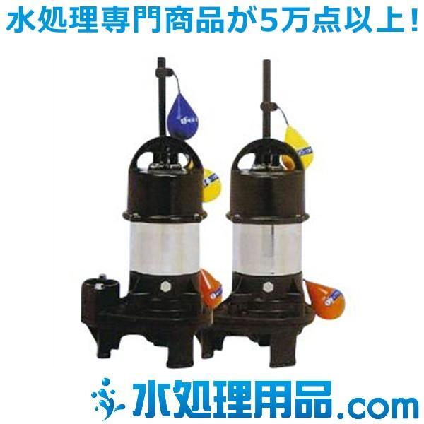桜川ポンプ 高機能樹脂製水中ポンプ SCRSフランジタイプ 自動交互運転形 SCRS-501DWS 50Hz