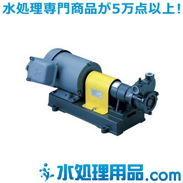 テラル 高揚程オイルポンプ OKHM型 50Hz OKHM25X20-5.75