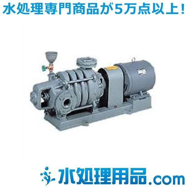 川本ポンプ タービンポンプ(多段うず巻) 4極 50Hz T-655×3-MN3.7