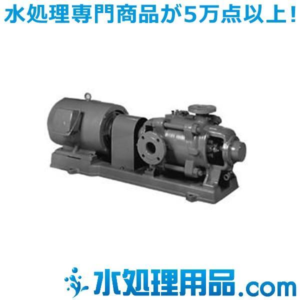 川本ポンプ 高揚程タービンポンプ 2極 K-M形 60Hz K-806M×3-M55