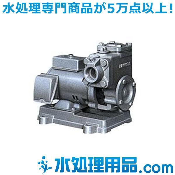 川本ポンプ 自吸カスケードポンプ 2極 CS-C形 50Hz CS-65-C2.2