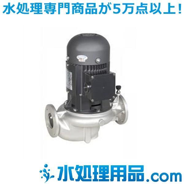 エバラポンプ LPS-E型 ラインポンプ 60Hz 三相200V 32LPS6.75E