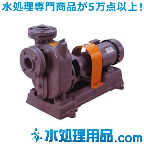 寺田ポンプ製作所 陸上ポンプ 鋳鉄製 直結自吸式 O-G形 60Hz 屋内モーター付き O-2G