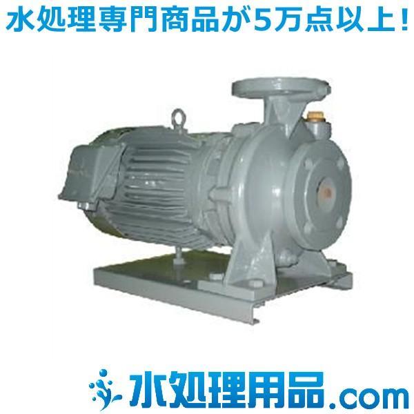 寺田ポンプ製作所 陸上ポンプ 鋳鉄製 直動非自吸式 TSJM2形 50Hz 屋外モーター付き TSJM2-32×32M52.2E