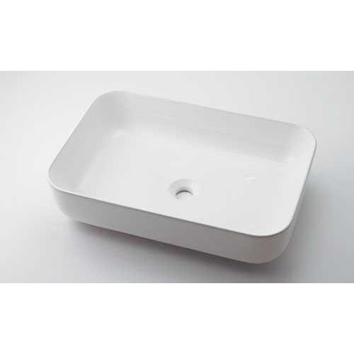 カクダイ 角型洗面器 品番:#CL-8746AC