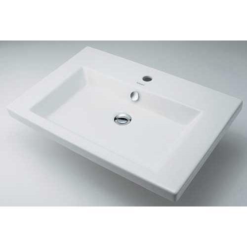 カクダイ 角型洗面器 品番:#DU-0491700000
