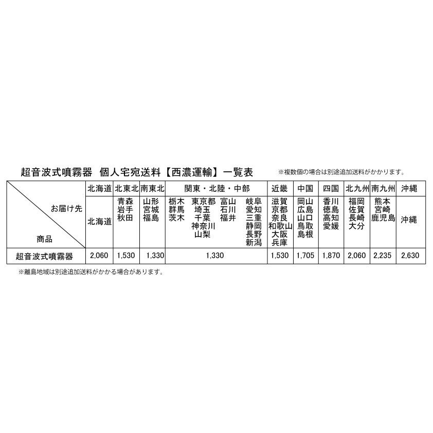 CELA(セラ)専用超音波式噴霧器エレガントタイプ【個人宅宛配送商品】 mizudamashii 04
