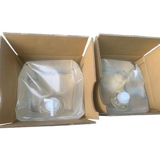 弱酸性次亜塩素酸水CELAキュービテナー20L 2個【個人宅宛配送商品】 mizudamashii 02
