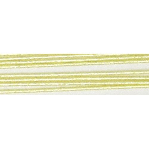業界No.1 爆買い新作 水引素材シルク黄色 シルク水引 1セット:20筋