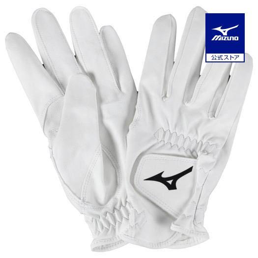 ミズノ公式 ジョッキー手袋 ユニセックス ホワイト