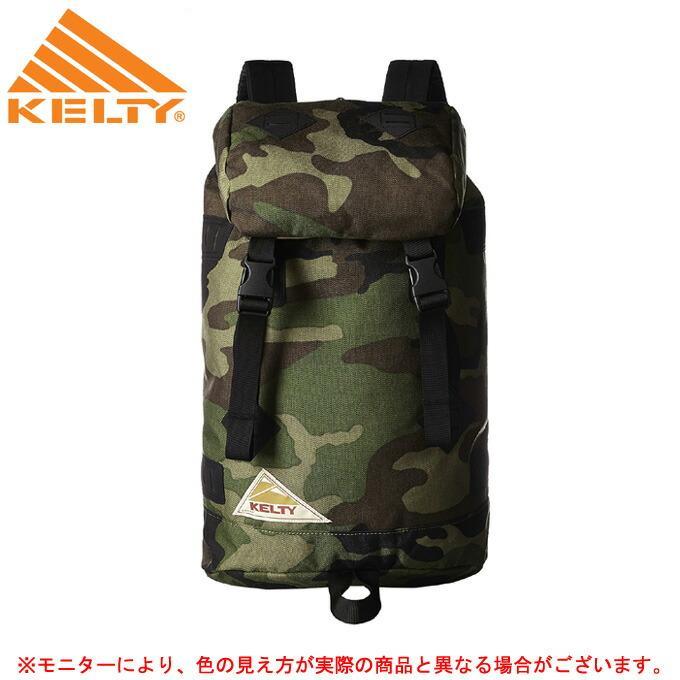 【最終処分大特価】KELTY(ケルティ)カモ ミニ モッキンバード バックパック 23L(2591924)アウトドア カジュアル リュックサック バックパック