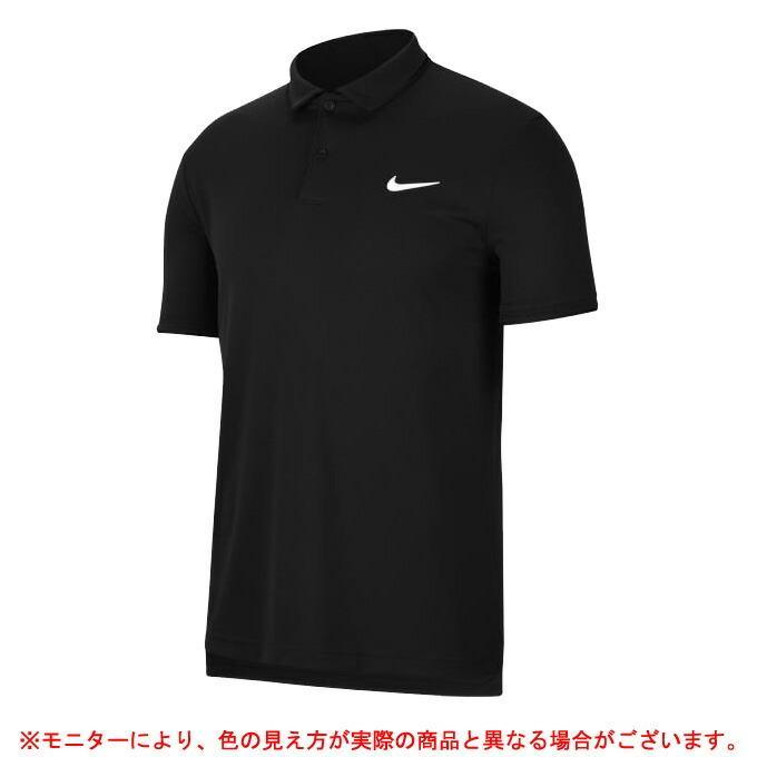 NIKE(ナイキ)ナイキ コート DRI-FIT チームポロ(939138)テニス トレーニング ポロシャツ 半袖 ウェア シャツ メンズ
