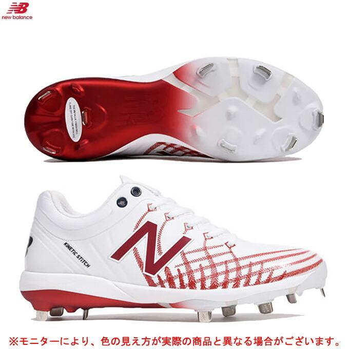 new balance(ニューバランス)4040 V5(L4040AS5D)スポーツ 野球 ベースボール シューズ スパイク D相当 金具埋め込み式 一般用