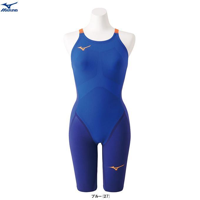 MIZUNO(ミズノ)ハーフスーツ GX-SONIC 4 MR(N2MG9202)FINA承認モデル 競泳 水着 スイムウェア レディース ジュニア ミズシマスポーツ株式会社 - 通販 - PayPayモール