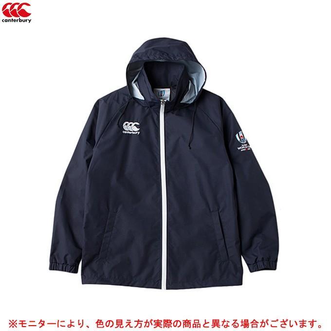 Canterbury(カンタベリー)RWC2019 フィールドジャケット FIELD JACKET(VWD79260)ラグビー 日本代表 ワールドカップ2019 長袖 メンズ