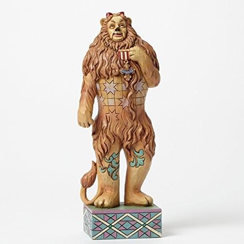 エネスコ ジム・ショア ジムショア オズの魔法使い 臆病なライオン もし私が図々しいだけであるならば 4045417 8 インチ