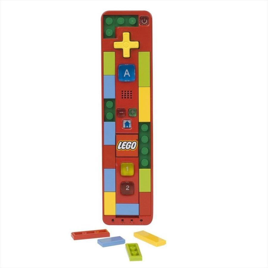 レゴ 任天堂 ニンテンドーWii リモートコントローラー LEGO Play and Build Remote Controller for Nintendo Wii