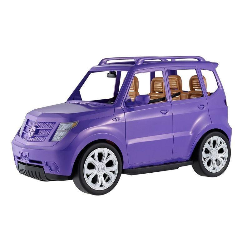 Barbie バービー SUV Vehicle 紫の