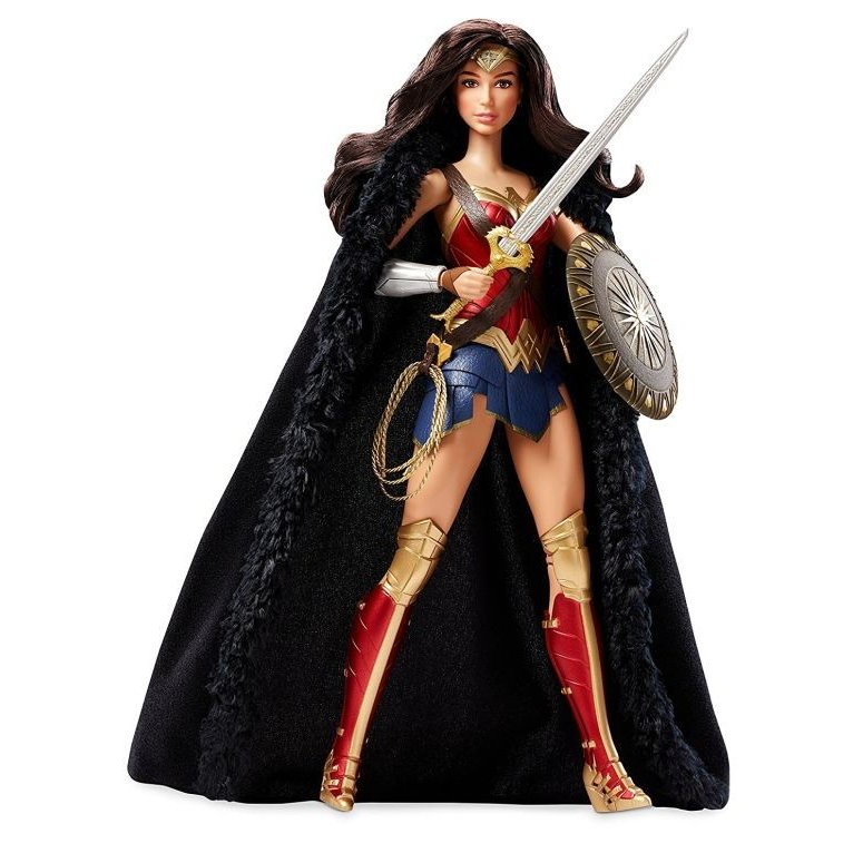 Barbie バービー Wonder Woman doll 人形