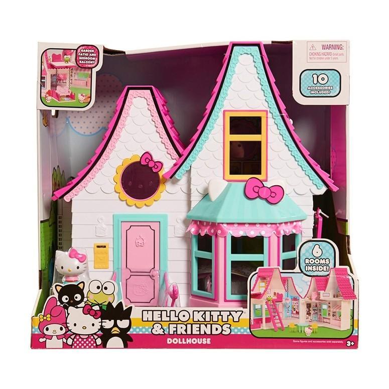 ハローキティ おもちゃ Hello Kitty Doll House
