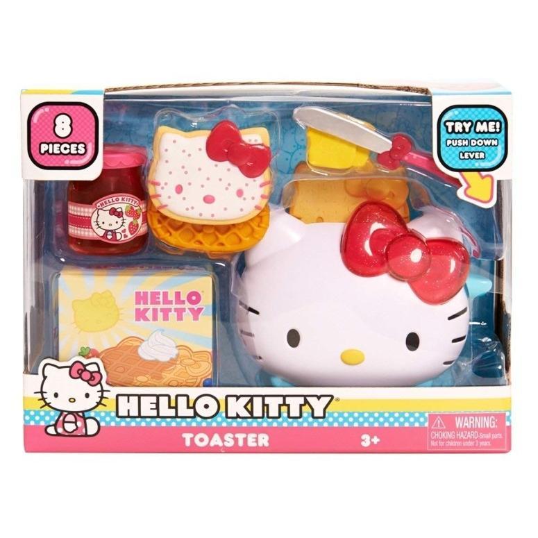 ハローキティ おもちゃ Hello Kitty Toaster