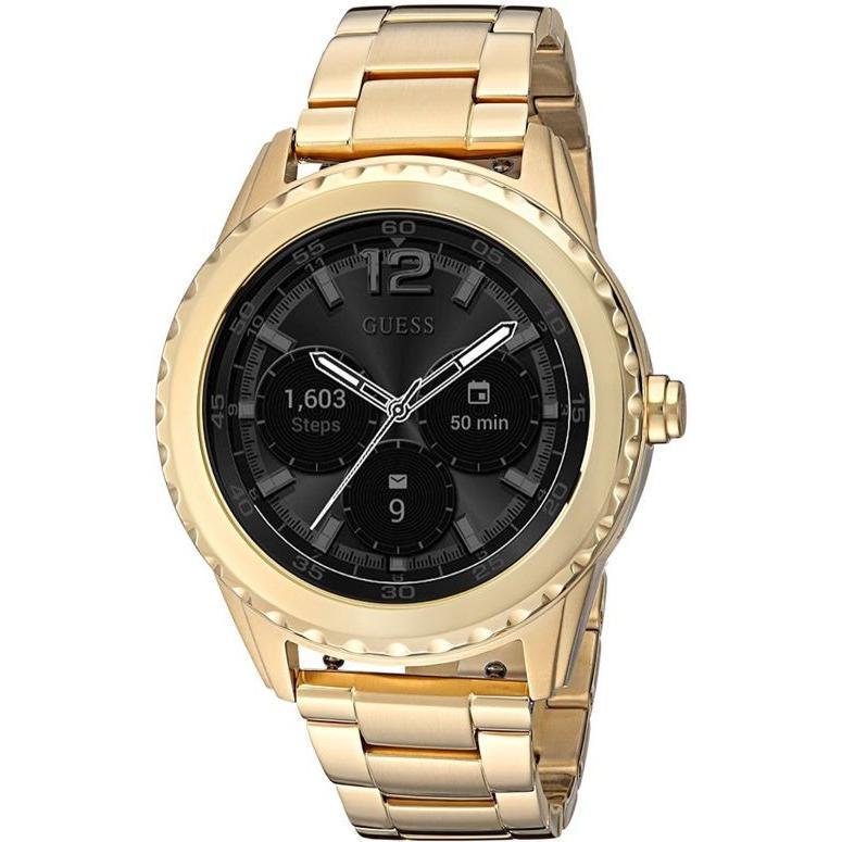 【正規品直輸入】 ゲス GUESS 女性用 腕時計 レディース ウォッチ ブラック C1002M3, Ozオズ d3773baa
