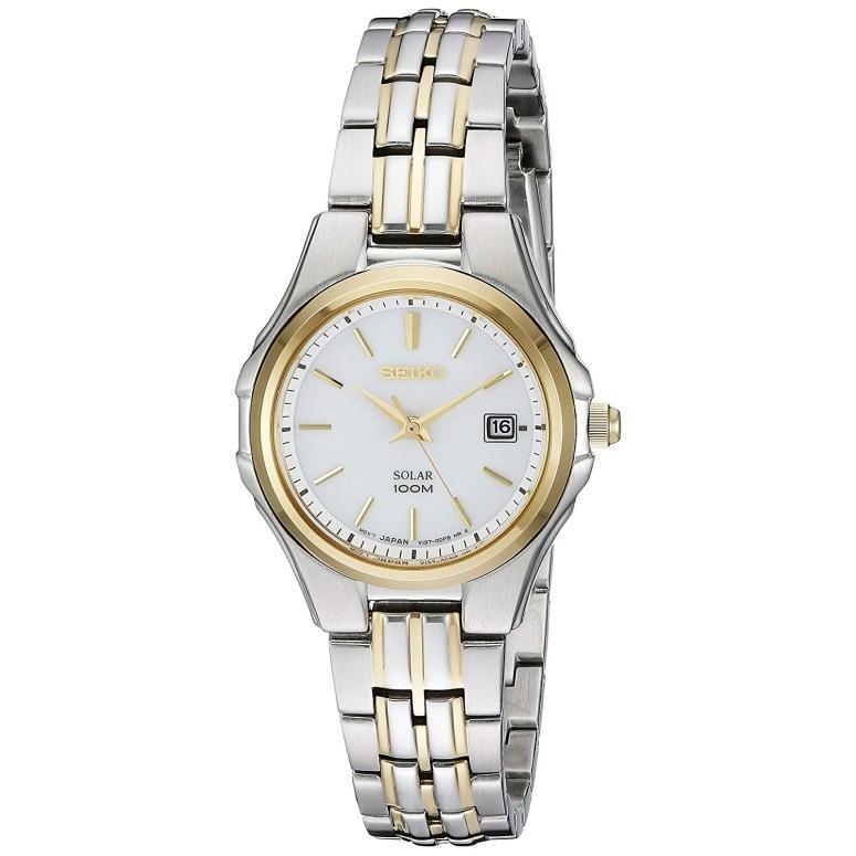 超安い品質 セイコー ウォッチ SEIKO SUT222 女性用 腕時計 ホワイト レディース ウォッチ ホワイト SUT222, 丹波山村:b067e85b --- airmodconsu.dominiotemporario.com