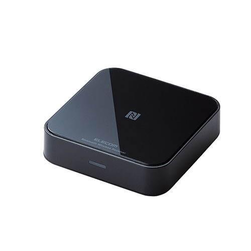 エレコム LBT-AVWAR501BK Bluetoothオーディオレシーバー 低価格化 オンラインショップ ブルートゥース ステレオミニ出力 オーディオケーブル ブラック RCA変換ケーブル コーデック 高音質