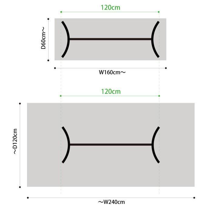 4人〜6人用 CMダイニング CMサイズオーダー ダイニングテーブル 全3色 開梱設置残材処理サービス mminterior 06